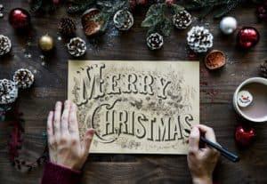 Christmas thoughts 2018