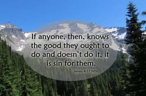 failing to do good