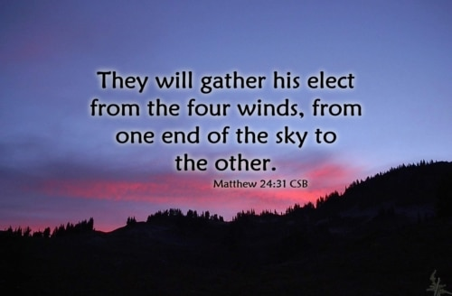 gathering the elect