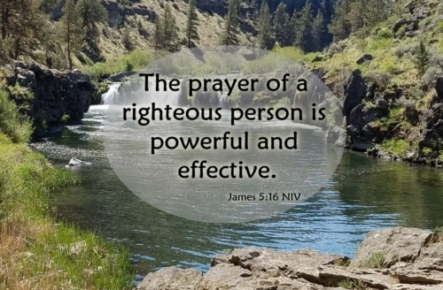 powerful and effective prayer