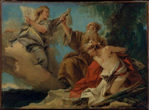 Abraham's test