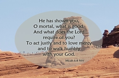 what does God require