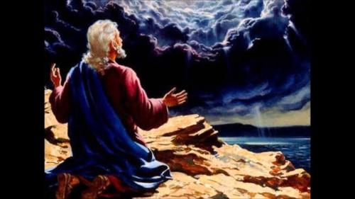 lesson in prayer