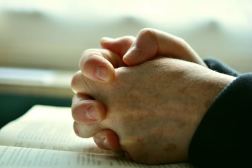 the doctrine of prayer
