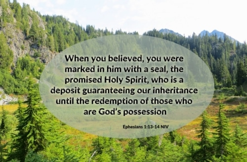 sealed by the Spirit
