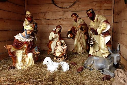 remember the manger