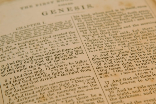 the theology of Genesis